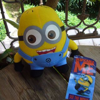 Me Minion Character Plush Toy Stuffed Animal Soft Doll Jorge