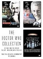 The Doctor Who Collection DVD, 2001, 3 Disc Set