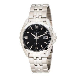 Festina Mens F16278/5 Traditional Dress Stainless Steel Watch