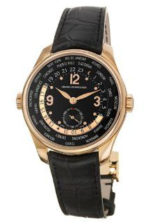 Girard Perregaux Worldtimer WW.TC Small Second Mens Watch 49865 52