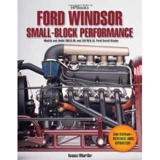 Ford Windsor Small Block Performance HP1558 Modify and Build 302/5.0L