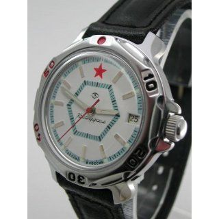 VOSTOK MECHANICAL RUSSIAN ARMY WATCH Sports & Outdoors