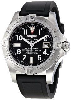 Breitling Mens A1733010/b906 Avenger Seawolf Black Dial Watch