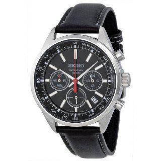 Seiko Mens SSB037P2 Chronograph Watch Watches