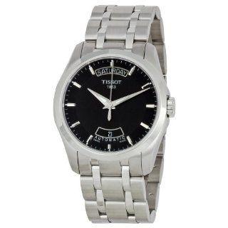 Tissot Mens T0354071105100 Couturier Day Date Calendar Watch Watches