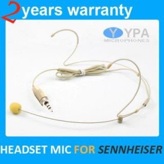 sennheiser headset microphone in Musical Instruments & Gear