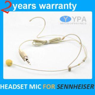 sennheiser headset microphone in Musical Instruments & Gear