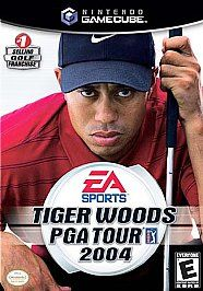 Tiger Woods PGA Tour 2004 (Nintendo Gam