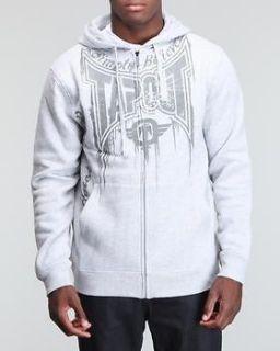 Hated 2 Hero Hoodie Grey mens clothing hip hop urban street gangster