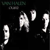 CENT CD Van Halen OU812 1988 original USED