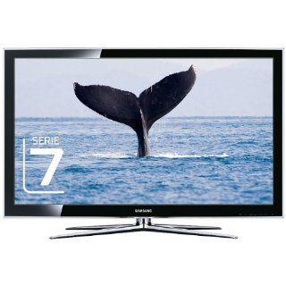 Samsung LE40C750 101,6 cm (40 Zoll) 3D LCD Fernseher (Full HD, 200Hz