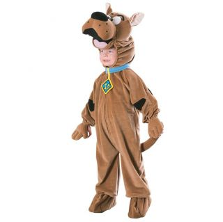 Toddler Boy Deluxe Scooby Doo Costume   2T 4T product details page