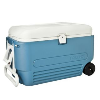 IGLOO Maxcold 60 qt. Wheeled Cooler product details page