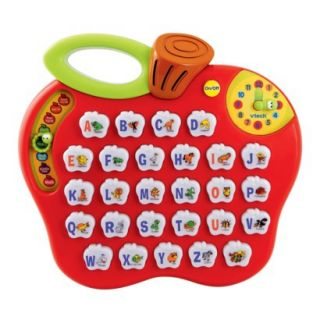 VTech Preschool Learning Alphabet Apple product details page