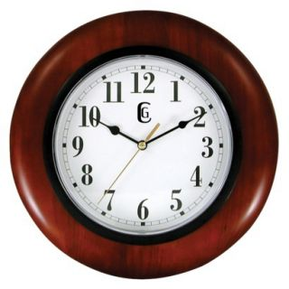 Euro Wood Wall Clock (11) product details page