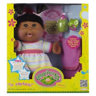 Cabbage Patch Kids Babies African American Girl with Black Hair