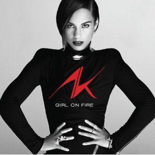 Girl On Fire Alicia Keys  Musique