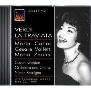 La traviata: Act II Scene 1: Amami, Alfredo! (Violetta): Maria Callas