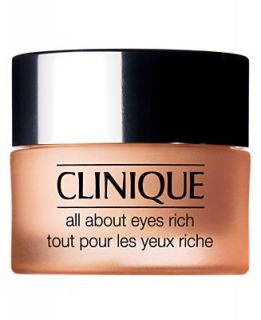 Clinique All About Eyes Rich, .5 oz   Dark Circles Eyes Skin Care