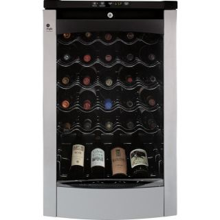 Ver GE Profile 29 Bottle Stainless Steel Wine Chiller at Lowes