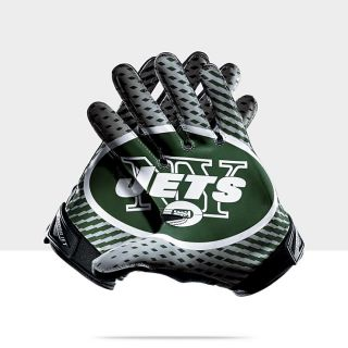 Nike Vapor Jet 2.0 (NFL Jets) Mens Football Gloves