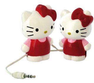 Forstørre bildet Mini høyttalere Hello Kitty