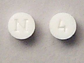Picture NITROSTAT 0.4MG TABS 25S | Drug Information | Pharmacy