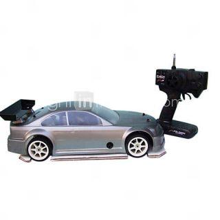 10 4WD Nitro Gas Powered Racing Car Radio Remote Control Cars Toy On