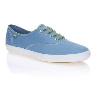 Modèle Keds Ch Cvo. Coloris  Bleu et blanc. Baskets KEDS en tissu
