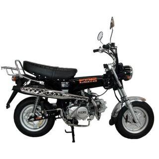DAX 125cc noir KOR   Achat / Vente MOTO DAX 125 cc noir KOR