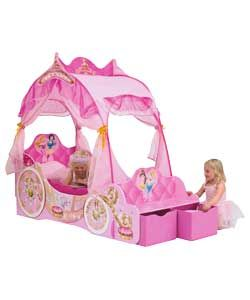 Buy Disney Princess Carriage Toddler Bed at Argos.co.uk   Your Online