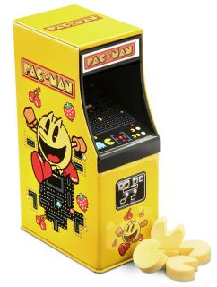 Pac Man Arcade Cabinet Candy