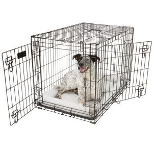 Puppy Crate » Top Paw™ Double Door Dog Crates  PetSmart