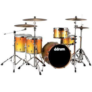 Batería acústica Ddrum Dios Maple Pocket   Instrumentos musicales