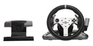 Mad Catz Wireless Force Feedback Wheel for Xbox 360   Microsoft Store
