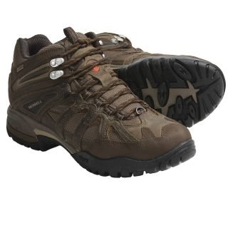 Merrell Ridgeline Mid Ventilator Hiking Boots   Waterproof (For Men
