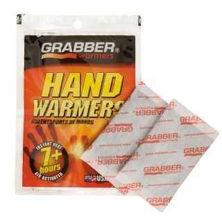 Grabber Hand Warmer Heat Pack in Assorted, Unspecified