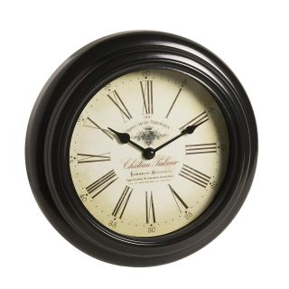Equity by La Crosse Technology Metal Wall Clock   10   Save 40%