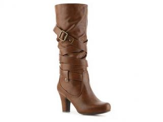 Madden Girl Pinup Boot Womens Dress Boots Boots Womens Shoes   DSW