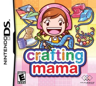 Crafting Mama for Nintendo DS Video Demos  Crafting Mama for Nintendo
