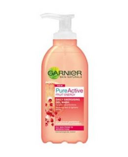 Garnier Pure Active Fruit Energy Daily Energising Gel Wash 200ml