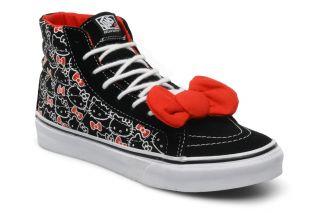 Sk8 Hi Slim Hello Kitty Vans (Noir)  livraison gratuite de vos