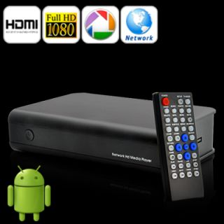 Wholesale Android 2.2 Media Player Box (Full HD 1080P) From China