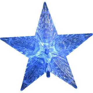 LED Color Changing Crystal Star Christmas Tree Topper  Meijer