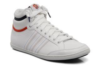 Plimcana mid Adidas Originals (Blanc)  livraison gratuite de vos