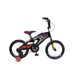 Spiderman 16 Inch Boys Bike   Dark Blue/Black  Meijer