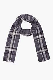 Designer scarves for men  Shop mens fashion scarves online  SSENSE