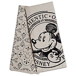Gourmet Mickey Mouse Kitchen Towel Set    2 Pc.