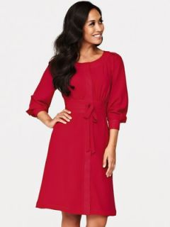 Myleene Klass Long Sleeve Dress  Very.co.uk