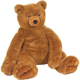 Melissa and Doug Jumbo Brown Teddy Bear Plush Toy  Meijer